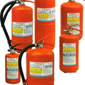 Огнетушители и противопожарное оборудование