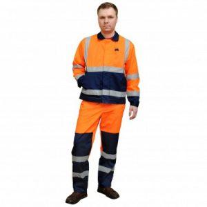костюм дорожника 3 класс защиты