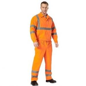 костюм оранжевый сигнальный