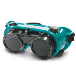 очки газосварщика с откидными стеклами monreal