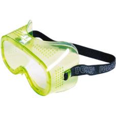закрытые очки с прямой вентиляцией