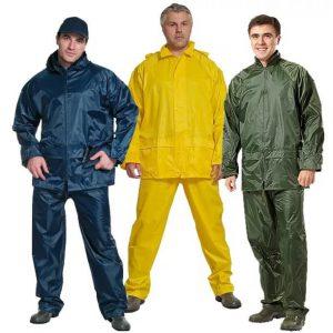 нейлоновый костюм для защиты от воды