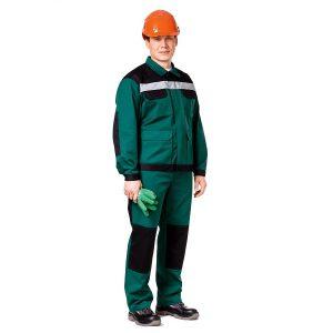 твиловая одежда зеленая с СВП