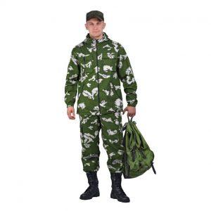 костюм КМФ расцветка береза