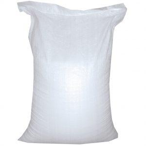 Мешки полипропиленовые белые 55/105 для хранения и транспортировки